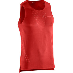 cep Ultralight Tank Top Men, lava